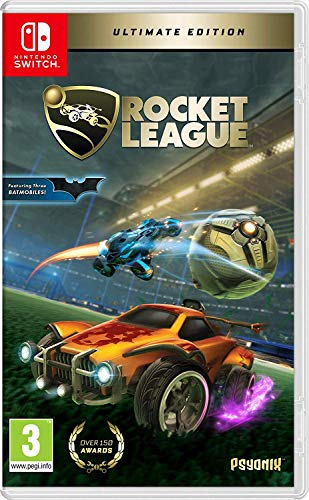 Rocket League - Ultimate Edition [ ] [Importación alemana]