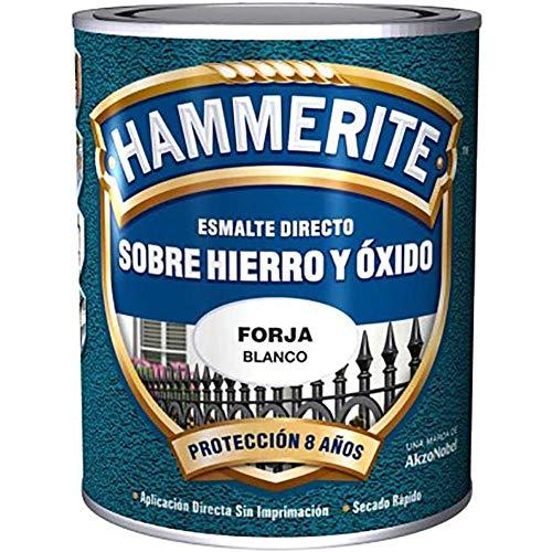 Hammerite 5093196 Esmalte FORJA Negro 750 ML