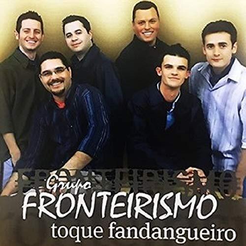 CD Grupo Fronteirismo Toque Fandangueiro Novo,lacrado, original:14 musicas;