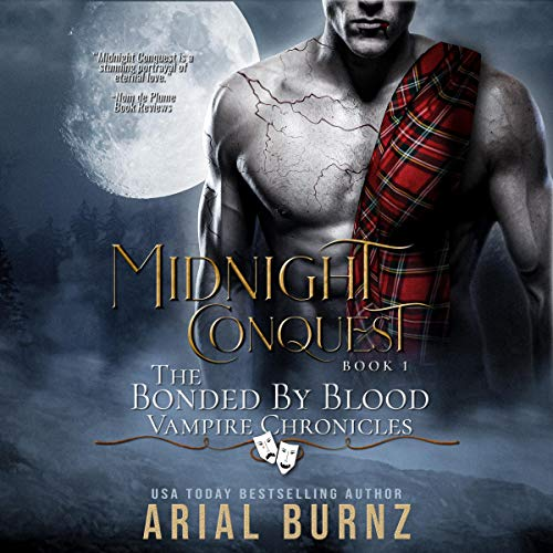Midnight Conquest Audiobook By Arial Burnz cover art