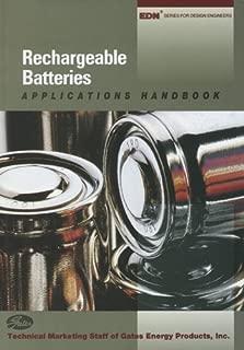 Rechargeable Batteries Applications Handbook (EDN Series for Design Engineers)