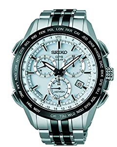 Mens Limited Edition Seiko GPS SSE001 image