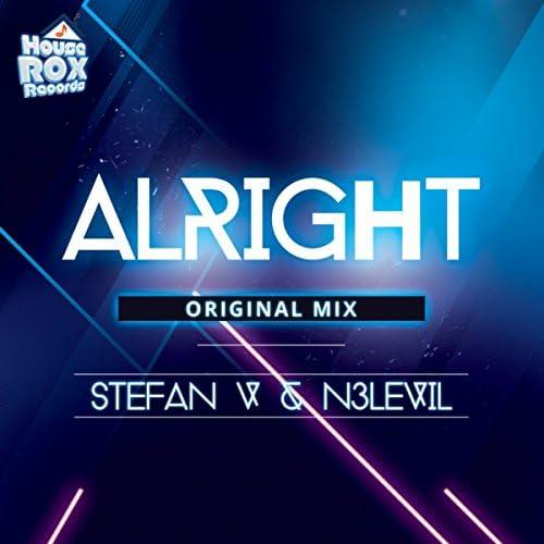 Stefan V & N3levil