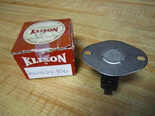 Klixon 20611L29-856 Limit Switch 20611L29856