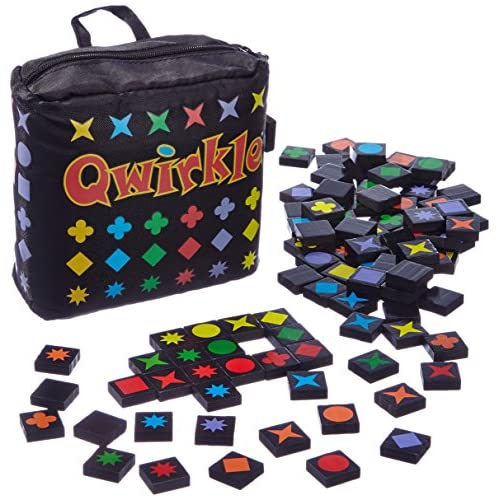 Schmidt Spiele 49270 - Qwirkle, Versione da Viaggio