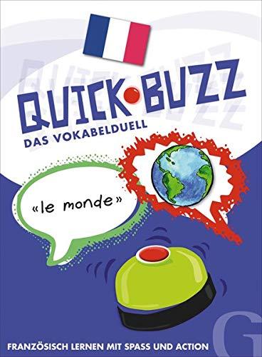 QUICK BUZZ – Das Vokabelduell - Französisch: Sprachspiel