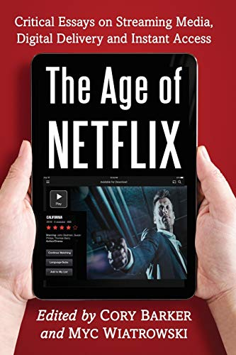 McFarland & Company Age of Netflix: Critical Bild