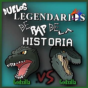 Godzilla Vs Godzilla (Duelos Legendarios de Rap de la Historia)