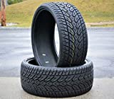 Set of 2 (TWO) Fullway HS266 All-Season Performance Tires-305/35R24 112V XL