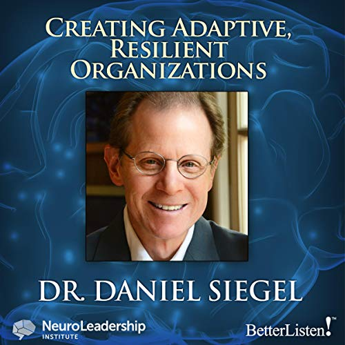 Couverture de Creating Adaptive, Resilient Organizations