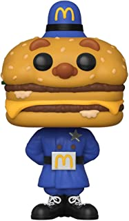 POP Ad Icons: McDonald's - Officer Mac