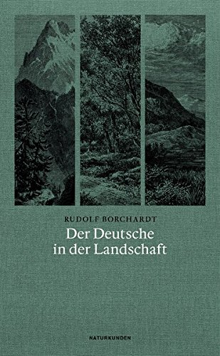 Der Deutsche in der Landschaft (Naturkunden)