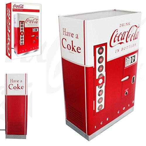 'Coca Cola mesa lamp Retro 'Coca Cola Automat 42cm