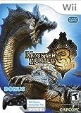 Monster Hunter Tri + Wii Controller
