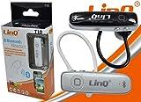Auricolare Bluetooth Linq Modello Li-T10 Bianco o Nero RGDIGITAL