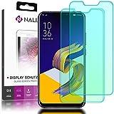 NALIA (2 Pièces) Verre Trempé Compatible avec ASUS ZenFone 5 / 5Z, 9H Protection d'Écran Integrale LCD Film Protège Telephone...