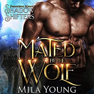 Mated by the Wolf (Paranormal Romance) cover art