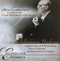 Brahms: Symphony No. 4/ Tragic Overture /Academic Festival Overture