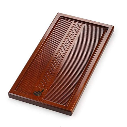 Find Cheap HIZLJJ Traditional Wooden Tea Table Teapot Tray Drainage Water Storage Chinese GongFu Tea...