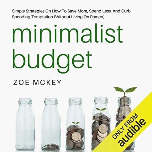 Minimalist Budget Titelbild