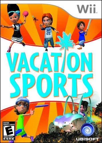Vacation Sports - Nintendo Wii