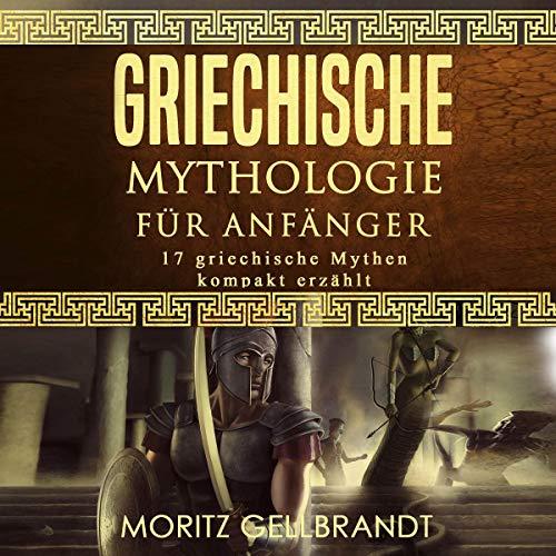 Griechische Mythologie für Anfänger Titelbild