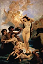"""Birth of Venus"" by William-Adolphe Bouguereau: Journal (Blank / Lined) (Art of Life Journals)"
