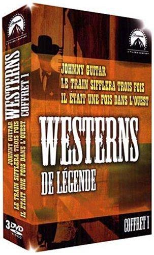 Il était une fois dans l'Ouest ; Le train sifflera 3 fois ; Johnny Guitar