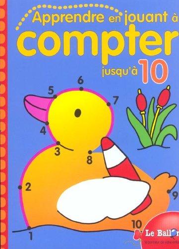 Apprendre en jouant à compter jusqu'à 10