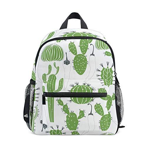 DEZIRO Cactus Pepper Baldosa básica multiusos mochila escolar para niños