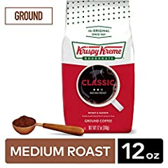 Medium Roast, caffeinated coffee Certified Orthodox Union Kosher (U) Bright fruit notes and a clean sweet finish