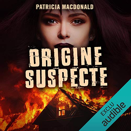 Origine suspecte audiobook cover art