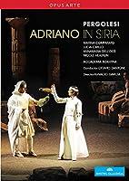 ペルゴレージ:シリアのアドリアーノ(ペルゴレージ劇場2010)[DVD]