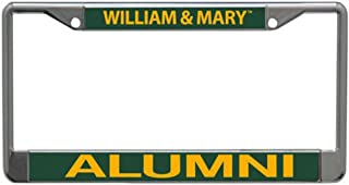 Best william and mary license plate frame Reviews