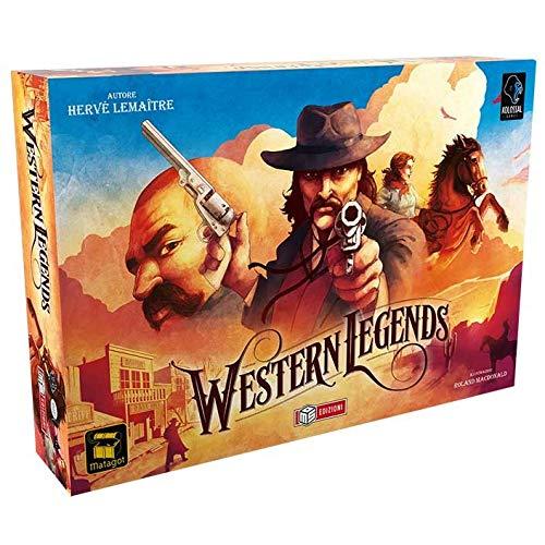 MSEDIZIONI- Western Legends, WSLG