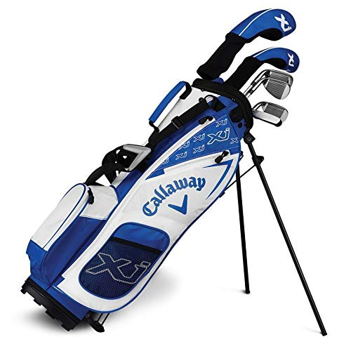 Callaway Golf 2018 Xj Junior Set, Level 3, 7 Piece Set,...