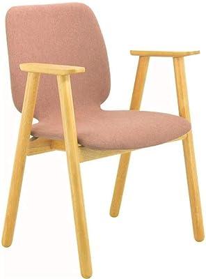 Missie Arm Chair - Oak + Burnt Umber