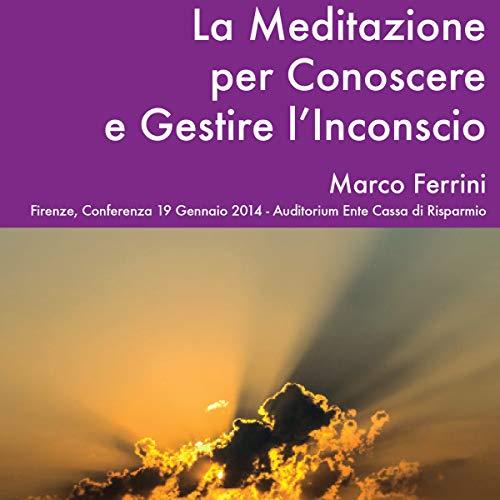 Imparare l'Arte della Meditazione copertina