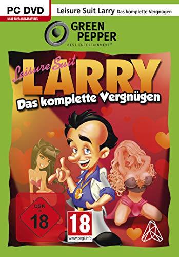 Leisure Suit Larry 1-7 - Das komplette Vergnügen - Green Pepper - [PC]