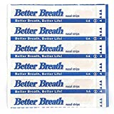 Best Nasal Strips - 300 Count Nasal Strips Better Breath Anti Snoring Review