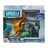 Godzill King Ghidorah And 9cm Figure Toy