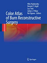 Color Atlas of Burn Reconstructive Surgery