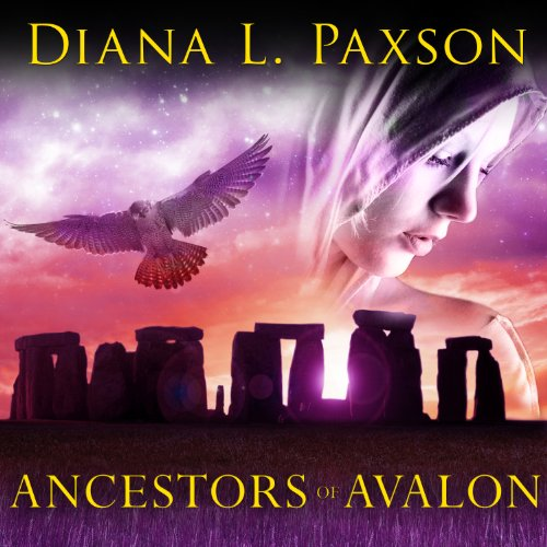 Marion Zimmer Bradley's Ancestors of Avalon audiobook cover art
