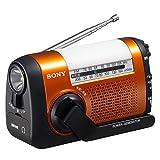 ソニー ソニー FM/AMポータブルラジオ オレンジ ICF-B09/D 1本