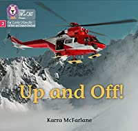 Up and Off: Phase 2 (Big Cat Phonics for Little Wandle Letters and Sounds Revised)