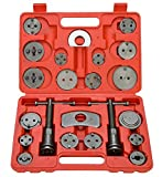 8MILELAKE Brake Caliper Wind Back Tool 22pc Professional Disc Brake...