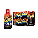 5-Hour ENERGY Shots Regular Strength, Berry Flavor - 30 Count