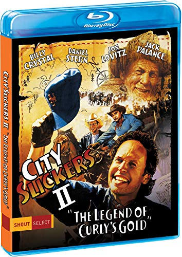 City Slickers II: The Legend of Curly's Gold - Blu-ray