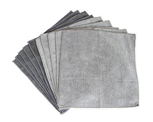 Sophisti-Clean Stainless Steel Microfiber Cloths