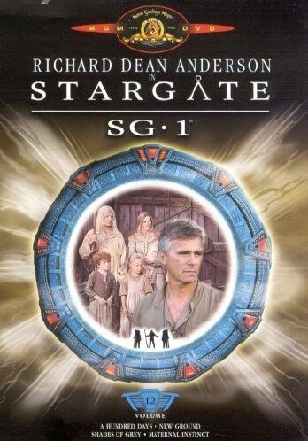 Stargate SG-1Stagione03Volume12Episodi17-20